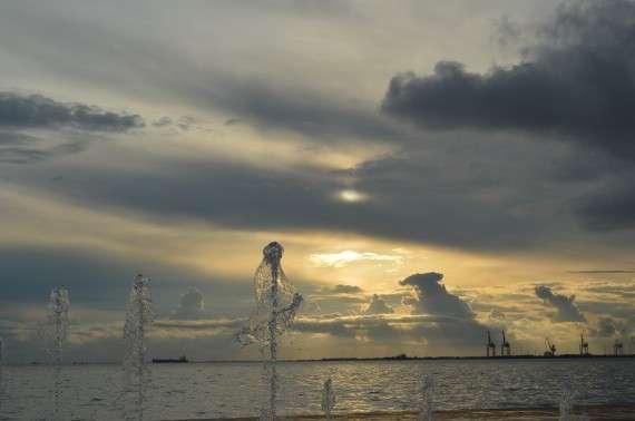 Θεσσαλονίκη- νέα παραλία