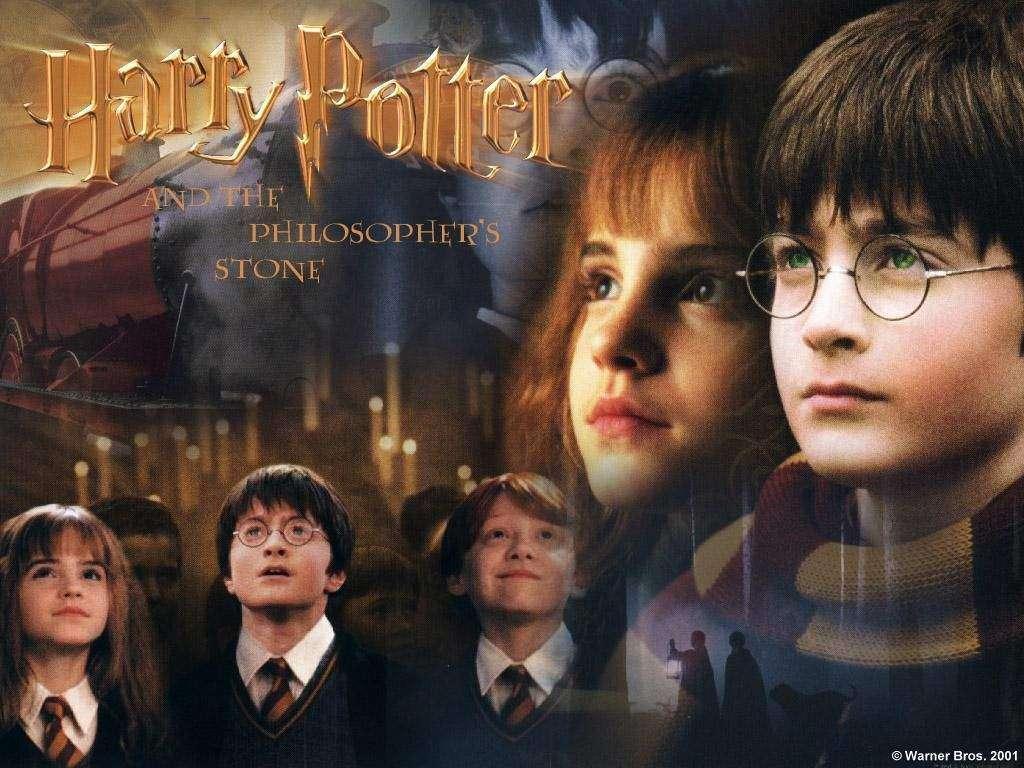 «Ο Χάρι Πότερ και η φιλοσοφική λίθος»