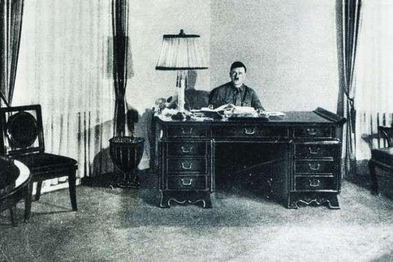 Η βιβλιοθήκη του Χίτλερ Πηγή: www.lifo.gr