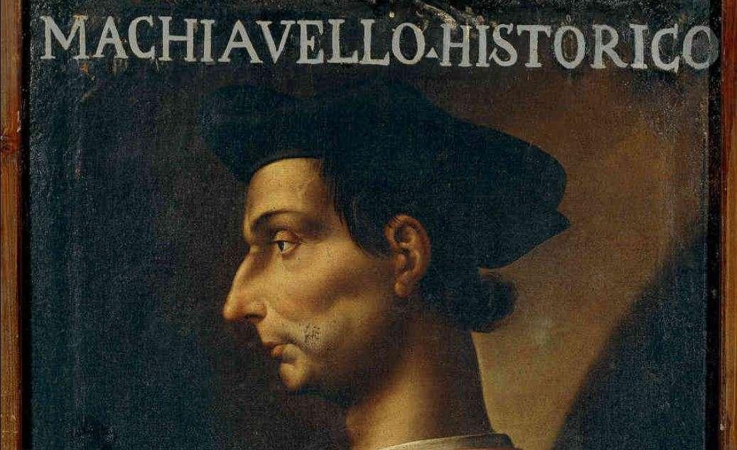 Ο Νικολό Μακιαβέλι (ιταλικά: Niccolò di Bernardo dei Machiavelli, λατινικά: Nicolaus Ma(l)clavellus, 3 Μαΐου 1469 - 21 Ιουνίου 1527) ήταν Ιταλός διπλωμάτης, πολιτικός στοχαστής και συγγραφέας.