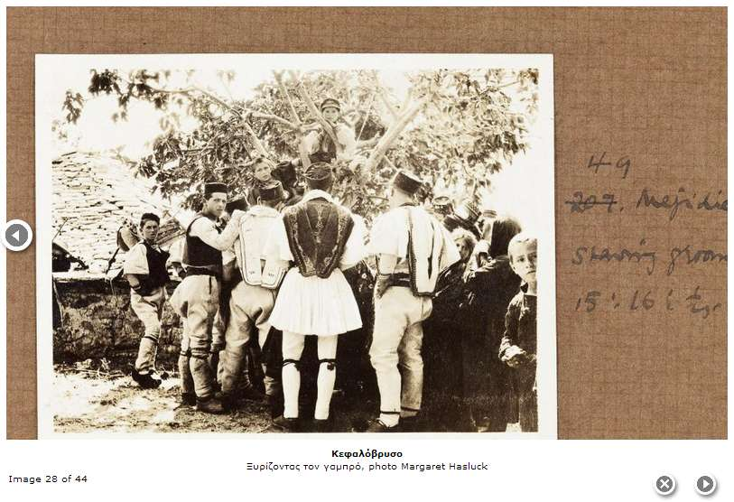 Στο αρχείο υπάρχουν φωτογραφίες της δεκαετίας του 1920-1930 απο τα χωριά Βωβούσα, Δίστρατο, Κεφαλόβρυσο, Λάιστα Ζαγορίου, Λαχανόκαστρο, Μαλακάσι, Μέτσοβο, Σαμαρίνα, Σμίξη, Φούρκα και τη Βέροια.