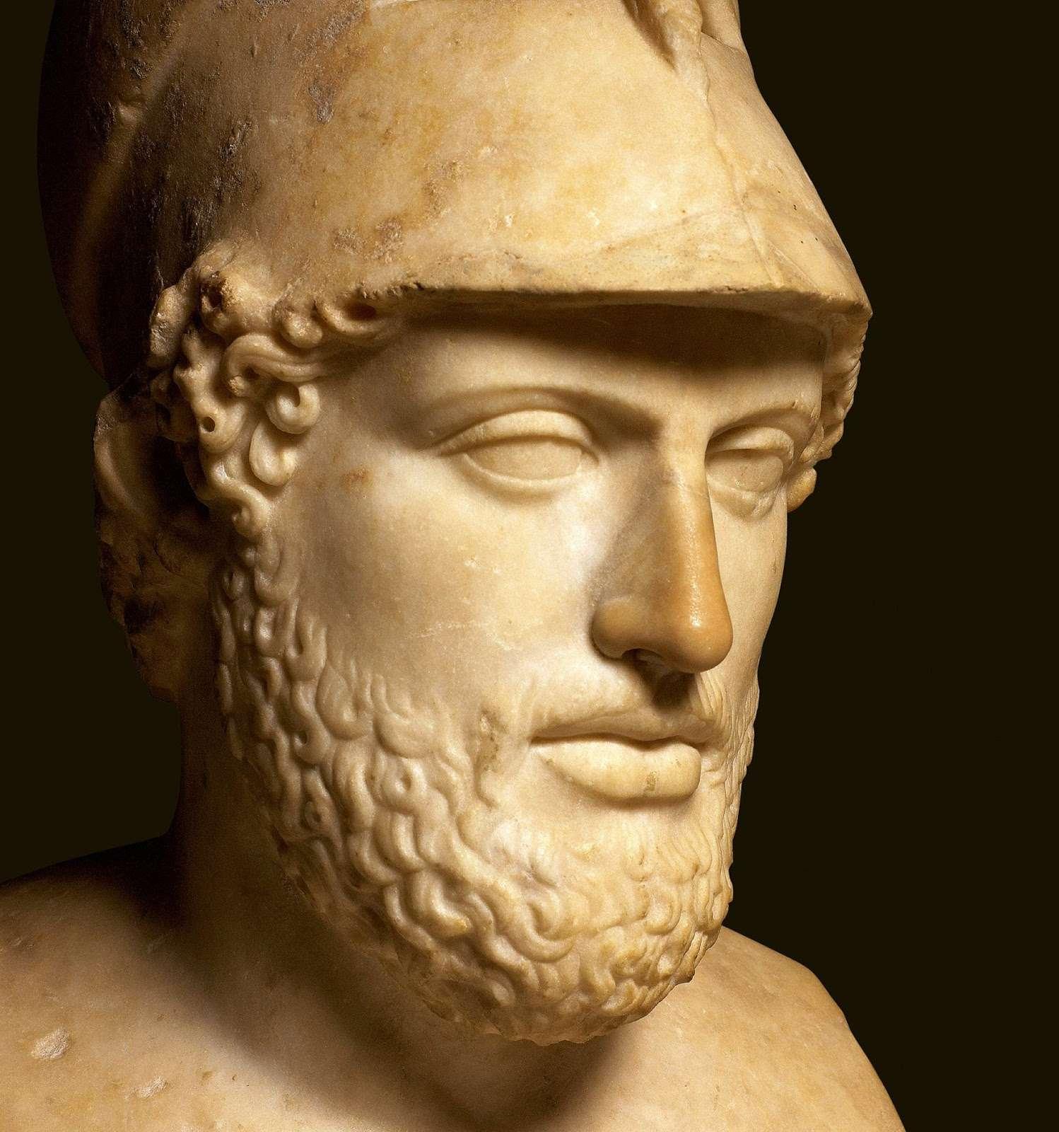 Ο Περικλής (από τις λέξεις περί και κλέος δηλαδή o περιτριγυρισμένος από δόξα, περίδοξος, περίπου 495-429 π.Χ.) ήταν Αρχαίος Έλληνας πολιτικός, ρήτορας και στρατηγός του 5ου αιώνα π.Χ., γνωστού και ως «Χρυσού Αιώνα», και πιο συγκεκριμένα της περιόδου μεταξύ των Περσικών Πολέμων και του Πελοποννησιακού Πολέμου.