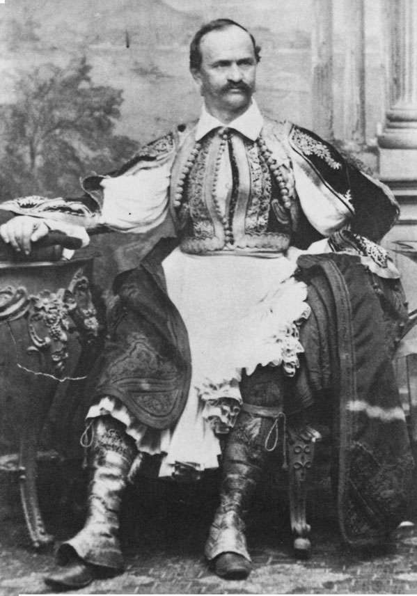Ο Όθων-Φρειδερίκος-Λουδοβίκος. (1 Ιουνίου 1815 - 26 Ιουλίου 1867), ήταν Πρίγκιπας της Βαυαρίας και πρώτος Βασιλιάς του Βασιλείου της Ελλάδος, με τον επίσημο τίτλο «Βασιλεύς της Ελλάδος».