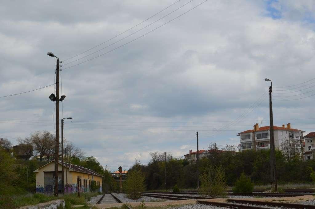 Σιδηροδρομικός Σταθμός Κοζάνης