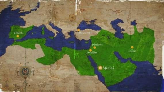 Το χαλιφάτο στα τέλη του 8ου αιώνα