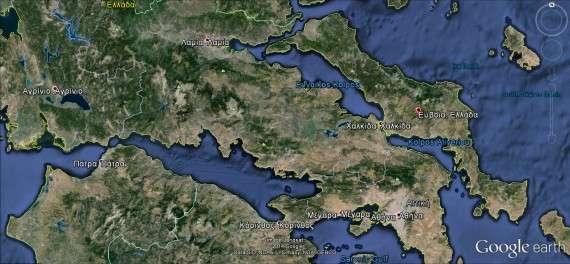 Αυτοί που άνοιξαν το χορό των αποστασιών ήταν οι Ευβοείς, όπως άλλωστε υποπτεύονταν και οι Αθηναίοι. Έστειλαν πρέσβεις στον Άγη προτείνοντας ανοιχτά την αποστασία από τους Αθηναίους κι ο Άγης κάλεσε από τη Σπάρτη τον Αλκαμένη και το Μέλανθο για να τους στείλει ως άρχοντες στην Εύβοια, οι οποίοι και έφτασαν πάραυτα με τριακόσιους άντρες.