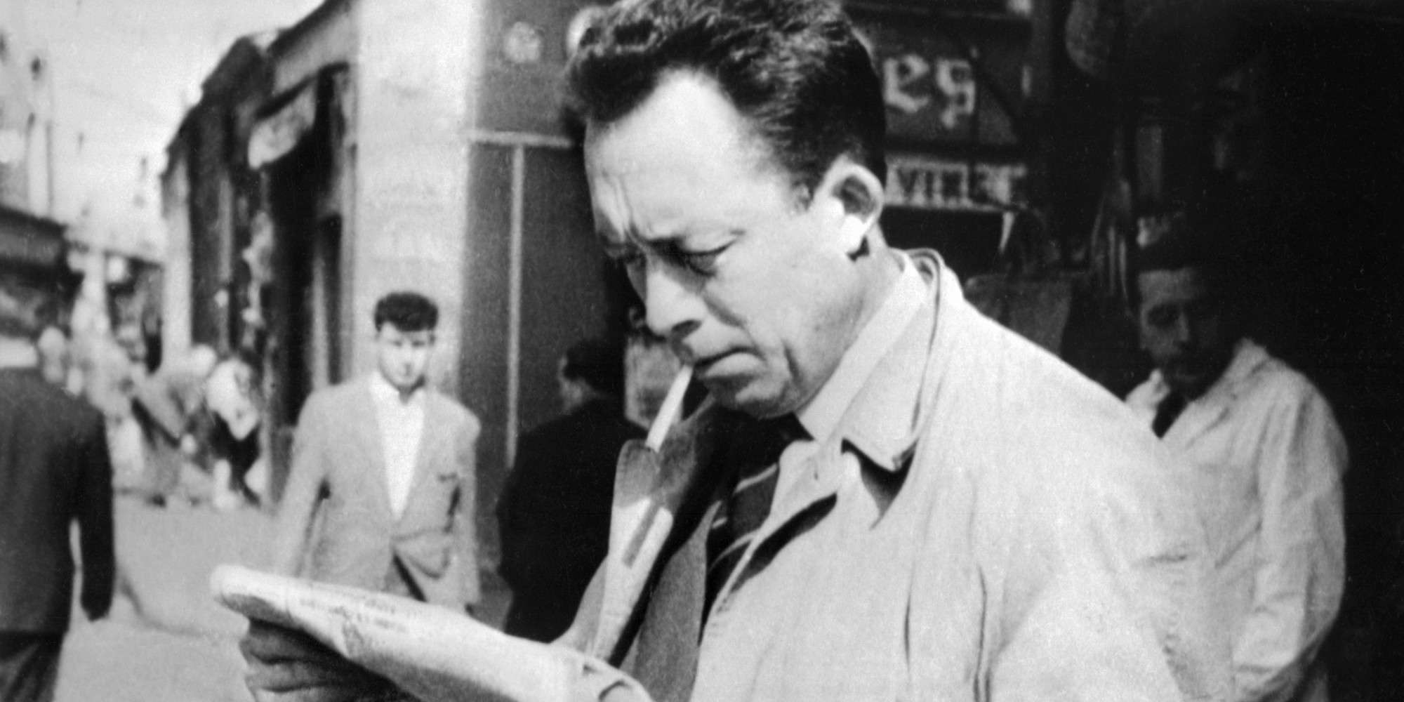 Ο Αλμπέρ Καμύ (Albert Camus, 7 Νοεμβρίου 1913 - 4 Ιανουαρίου 1960) ήταν Γάλλος φιλόσοφος και συγγραφέας