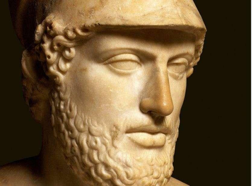 Ο Περικλής έζησε μόνο τα δυο πρώτα χρόνια του μεγάλου πολέμου, επειδή προσβλήθηκε από τον φοβερό λοιμό που έπληξε την πολιορκημένη Αθήνα. Ήταν το μόνο που δεν είχε προβλέψει!