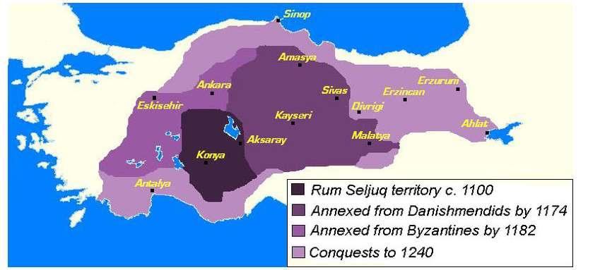 Περί της καταγωγής των Τούρκων (Ι)