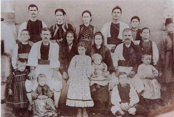 Βλάχικη οικογένεια