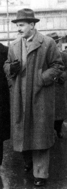 Νικόλαος Ματούσης, πρόεδρος της Ρωμαϊκής Λεγεώνας