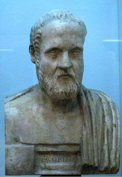 Ο Ισοκράτης (436 π.Χ-338 π.Χ.)
