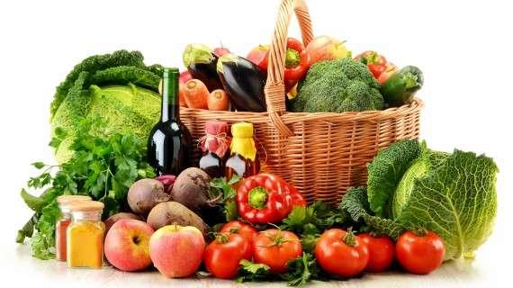 Φρούτα και λαχανικά