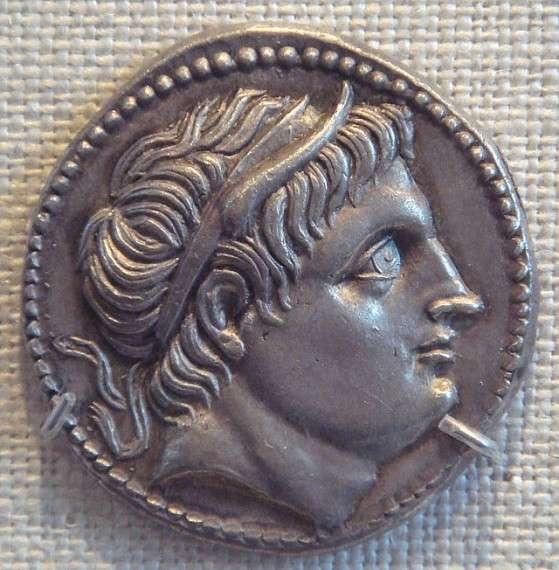 Ο Δημήτριος Α΄ ο Πολιορκητής (337 - 283π.Χ.)