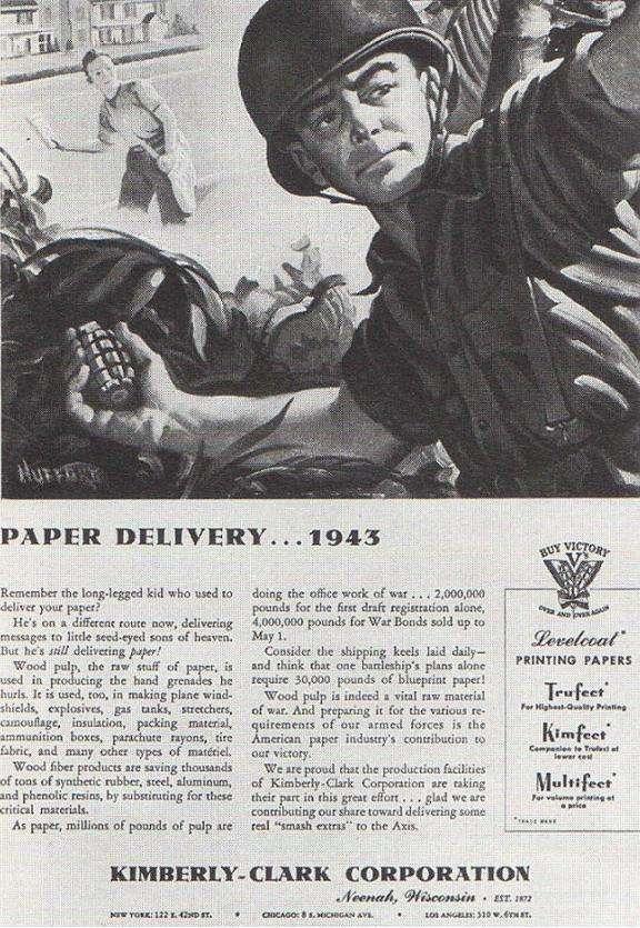 Μικρός πετούσε εφημερίδες, τώρα πετάει χειροβομβίδες.