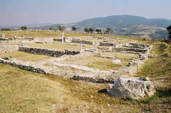 Η Αρχαία Αμφίπολη. Ancient Amphipolis