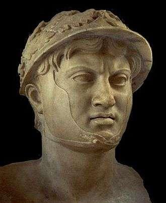 Ο Πύρρος Α΄ (Pyrrhus I), ή Πύρρος της Ηπείρου (318 - 272 π.Χ.) ήταν Έλληνας[1][2] βασιλιάς των Μολοσσών, ελληνικού φύλου που κατοικούσε στην Ήπειρο, καθώς κι ένας από τους σπουδαιότερους ηγεμόνες της πρώιμης ελληνιστικής περιόδου.