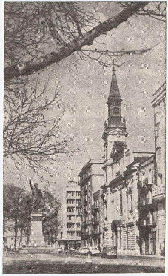 Ελληνική εκκλησία στη Βουδαπέστη.