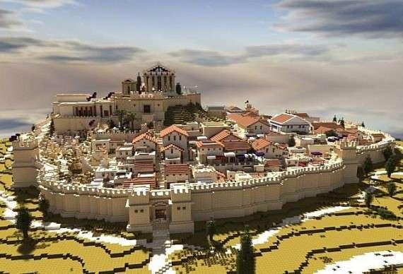 Η Αρχαία Αμφίπολη. Ψηφιακή αναπαράσταση