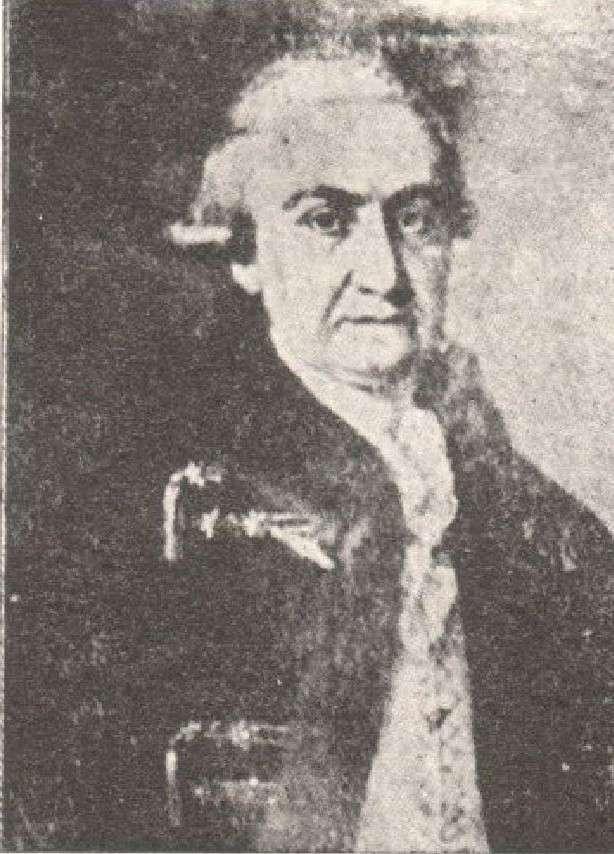 ΓΕΩΡΓΙΟΣ Ι. ΚΑΡΑΓΙΑΝΝΗΣ (1743-1813).