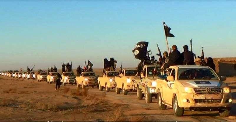 Πολεμιστές του ISIS