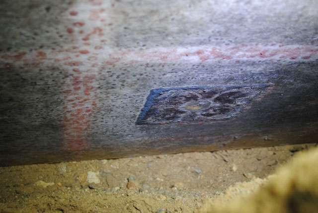 Ευρήματα απ' τον τύμβο της Αμφίπολης