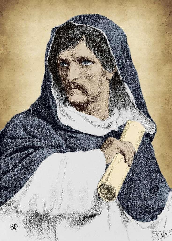 Τζορντάνο Μπρούνο, θύμα της Ιεράς Εξέτασης.