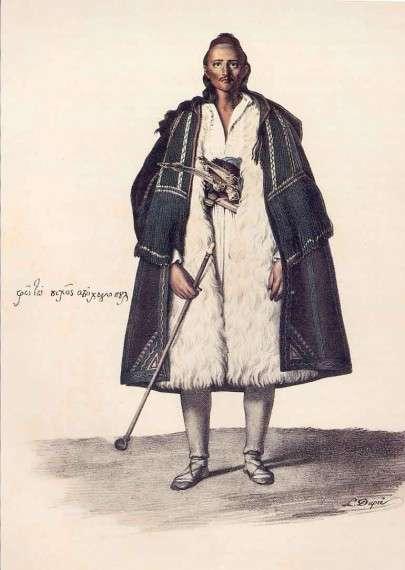Louis Dupré, Photo Pikos from Souli. Σουλιώτης