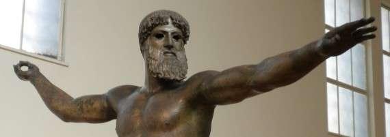 Phaethon - Statue of Zeus or Poseidon - Άγαλμα Διός ή Ποσειδώνος