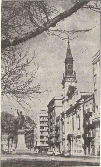 Ελληνική εκκλησία στη Βουδαπέστη. Greek church in Budapest. (Photo Ö. Füves)