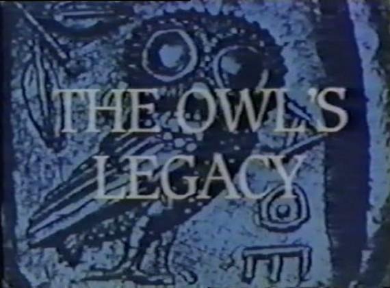 «Η κληρονομιά της κουκουβάγιας», του Chris Marker, το 1989