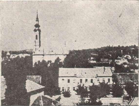 Ελληνική εκκλησία στο Miscolč. Greek church at Miscolč. (Photo Ö . Füves)