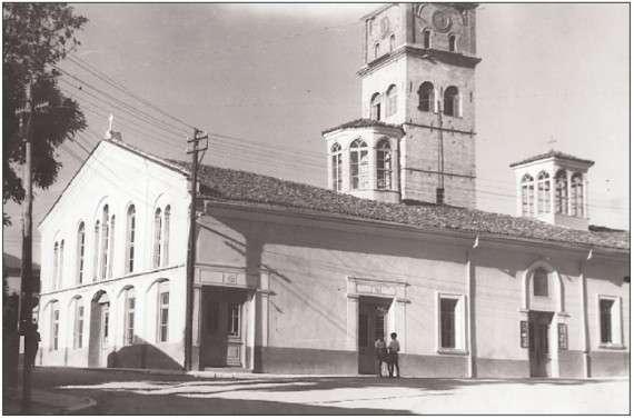 Ο ναός του Αγίου Νικολάου στην Κοζάνη