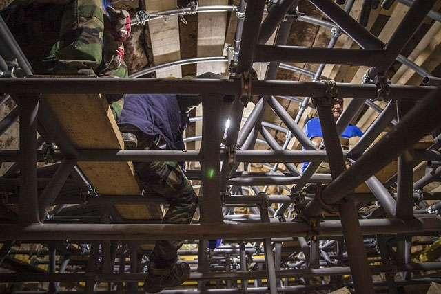 Ανασκαφικές εργασίες στην Αμφίπολη