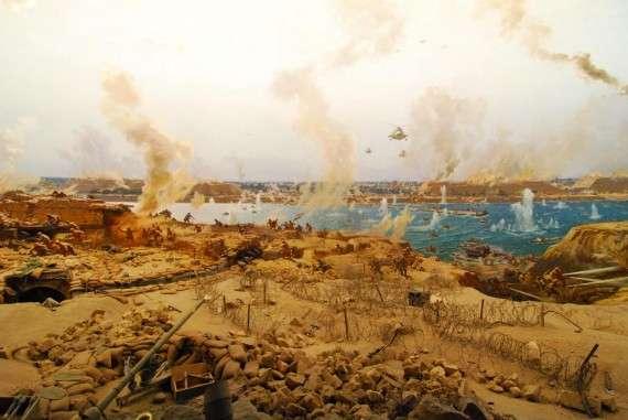 Πίνακας για τον Πόλεμο του 1973