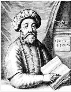 Ο Σαμπατάι Σεβή το 1665