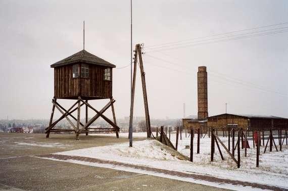 Φυλάκιο και συρματοπλέγματα – Majdanek, Poland