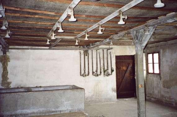 Θάλαμοι αερίων – Majdanek, Poland