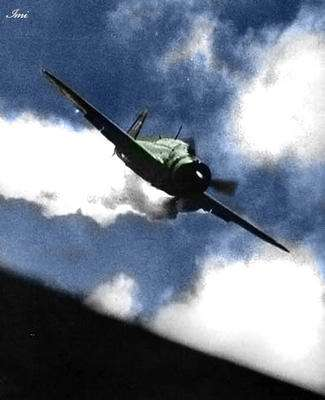 Ο καμικάζι που πρόκειται να χτυπήσει το USS Essex – 25 Νοεμβρίου 1944