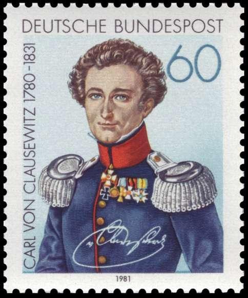 Καρλ φον Κλαούζεβιτς (1780-1831)