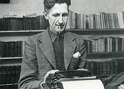 Ο Όργουελ το 1945