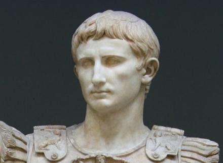 Ο Αύγουστος Καίσαρας, πλανητάρχης το 1 μ.Χ.