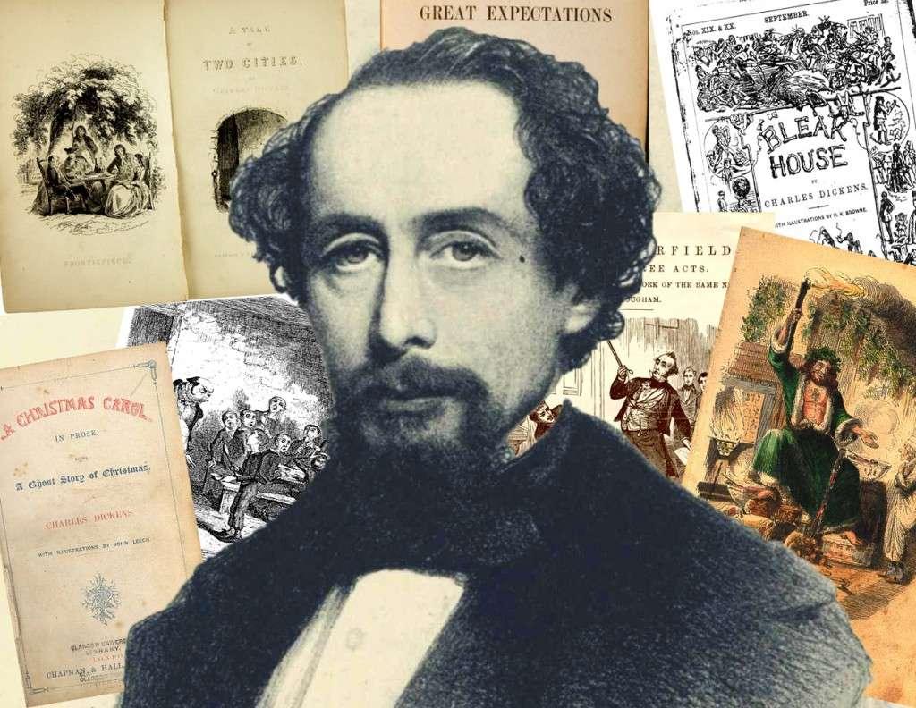 Ο Κάρολος Ντίκενς  (7 Φεβρουαρίου 1812 - 9 Ιουνίου 1870) ήταν Άγγλος μυθιστοριογράφος