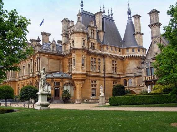 Seymour place london Rothschild