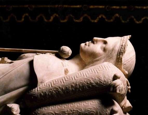 Ταφικό ομοίωμα της Joanna of Castile, στον Καθεδρικό της Γρανάδας