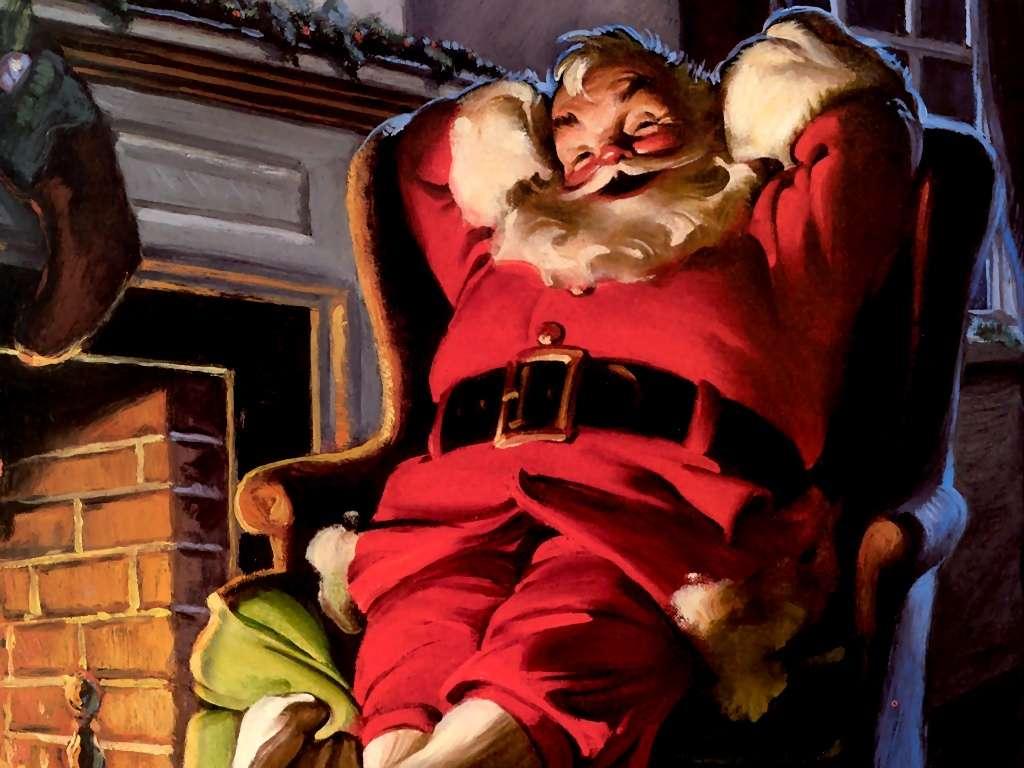 Η Προέλευση του Άη-Βασίλη και των Χριστουγέννων