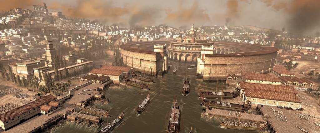 Αναπαράσταση της αρχαίας Καρχηδόνας.Ancient Carthage