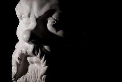2. socrates-statue-black-image