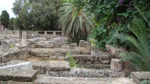 Ναός της Αφροδίτης στη Ρόδο