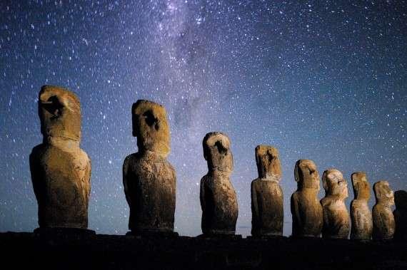 Αγάλματα Μοάι